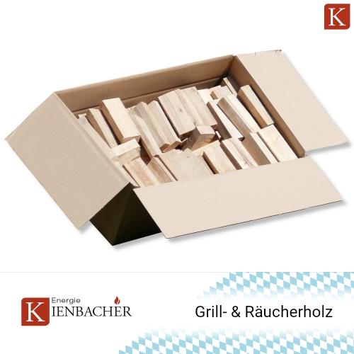 Grill- & Räucherholz